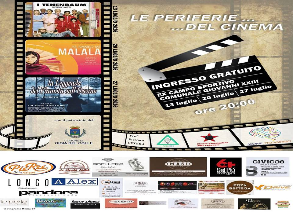 periferie del cinema Masi