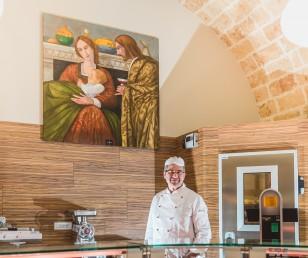 """""""La sacra domenica"""" di Donvito nel nostro locale"""