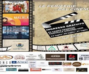 """A sostegno de """"Le periferie del cinema"""""""