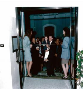 Inaugurazione 1991