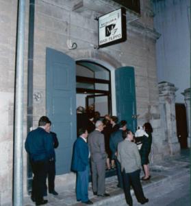 Inaugurazione del 1991